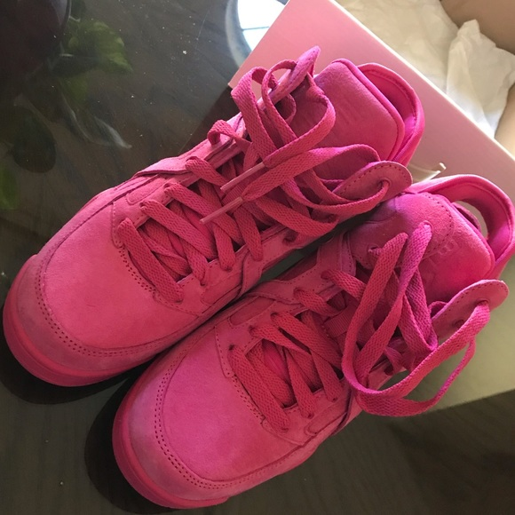 Fila Shoes | All Pink Never Worn Filas